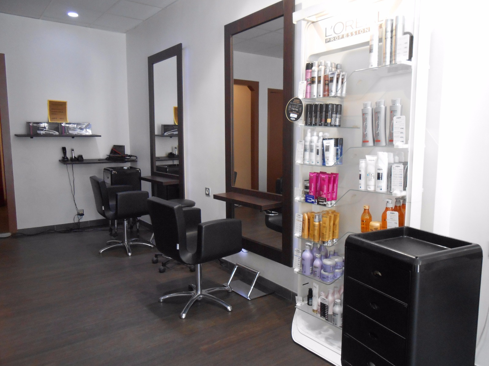 Vente commerce salon de coiffure nice quartier borriglione for Salon de the nice