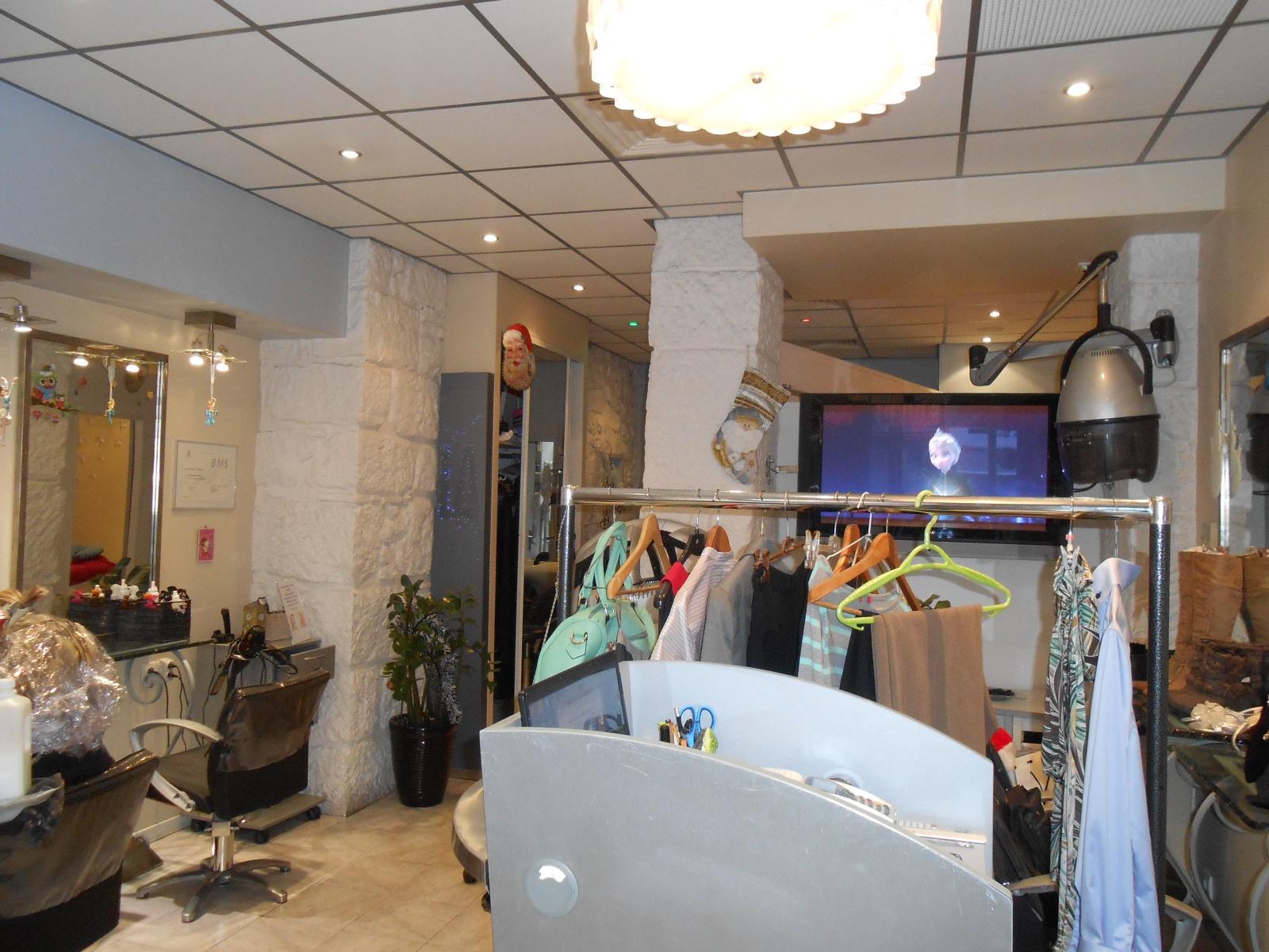 Vente salon de coiffure nice 06000 riviera commerces for Salon esthetique nice