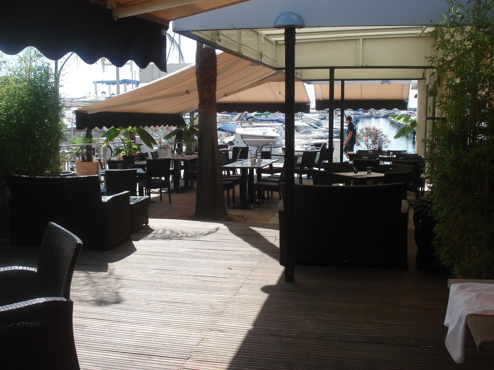 Restaurant Avec Terrasse Golfe Juan