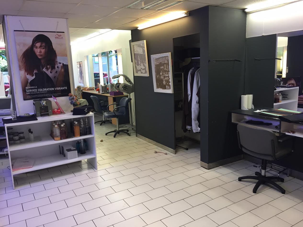 vente commerce nice centre ville salon de coiffure